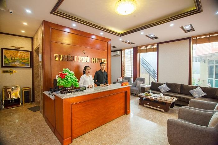 khách sạn ở Lạng Sơn - khách sạn Thiên Phú Lạng Sơn
