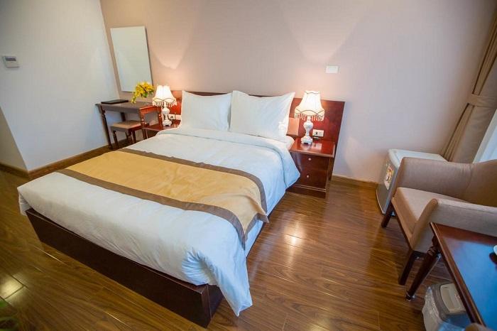 khách sạn ở Lạng Sơn - khách sạn Vi' Boutique phòng