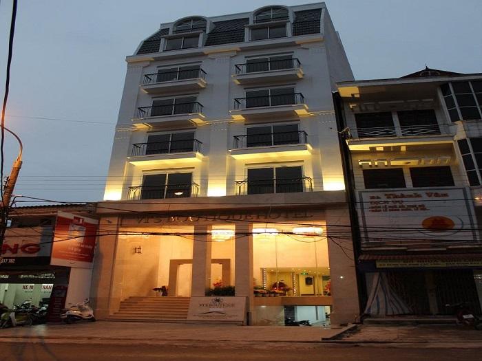 khách sạn ở Lạng Sơn - khách sạn Vi' Boutique