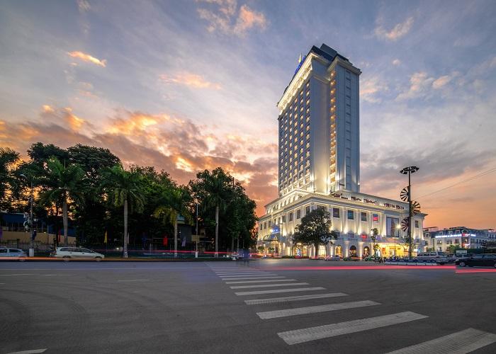 khách sạn ở Lạng Sơn - khách sạn Vinpearl Lạng Sơn