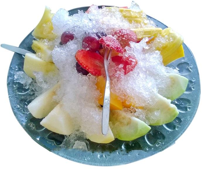 khu ẩm thực ở Sài Gòn - phố Nguyễn Cảnh Chân