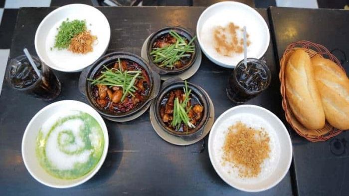 khu ẩm thực ở Sài Gòn - phố ẩm thực Phan Xích Long