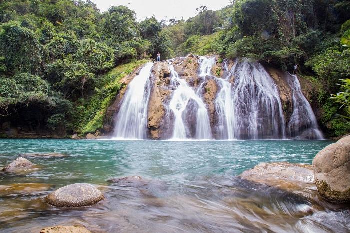 Bac Huong Hoa Nature Reserve - Ta Puong waterfall