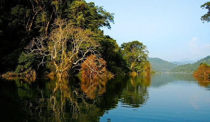 Bac Huong Hoa Nature Reserve - scenery