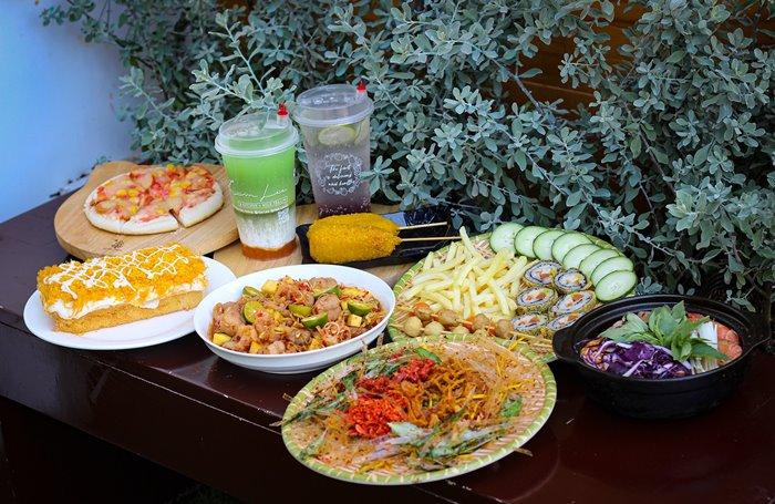 Kim Lee Kitchen & Milk Tea Quán ăn vặt Pleiku
