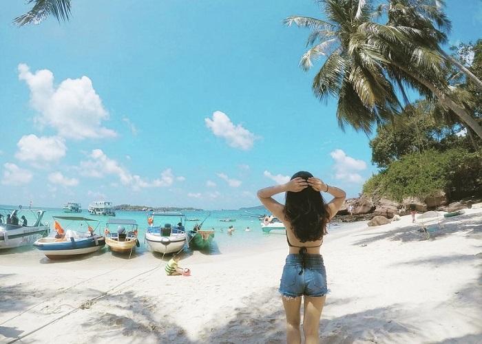 Kien Giang travel experience - Ba Lua archipelago