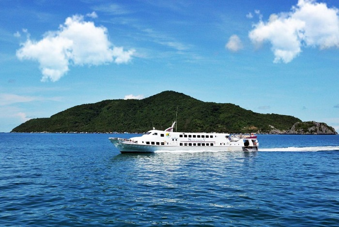Kien Giang travel experience - moving