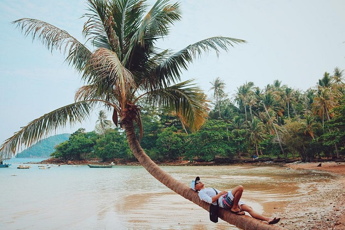 Kien Giang travel experience - time