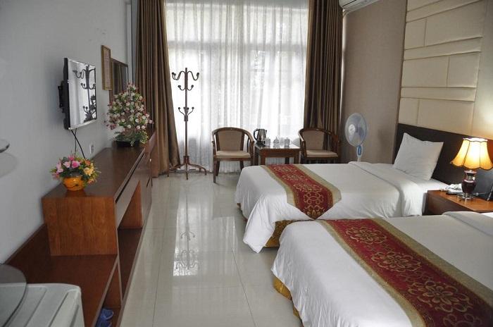 kinh nghiệm du lịch Móng Cái - khách sạn