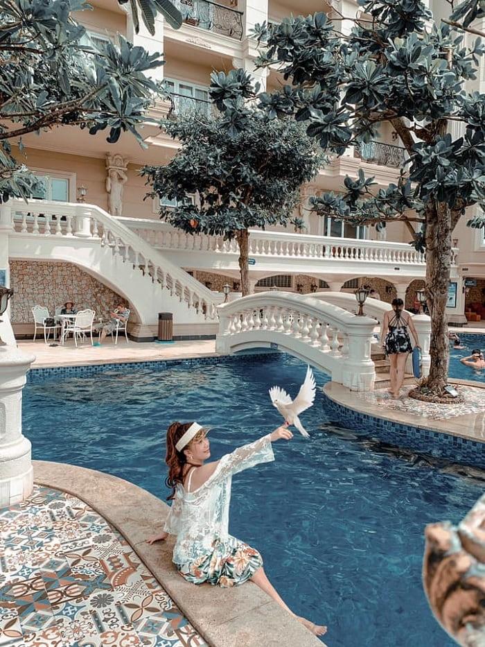 Combo Lan Rừng Phước Hải Resort Spa - dịch vụ