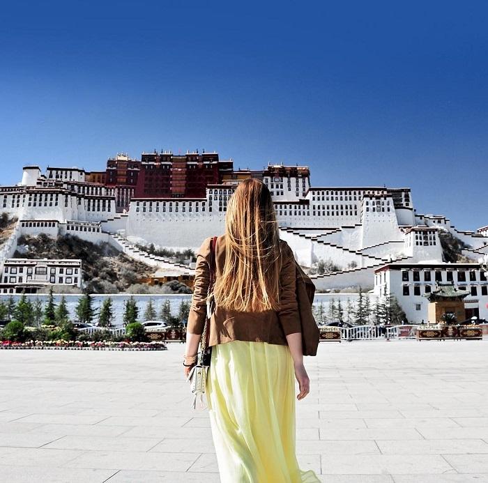 Cung điện Potala - Hướng dẫn du lịch Lhasa