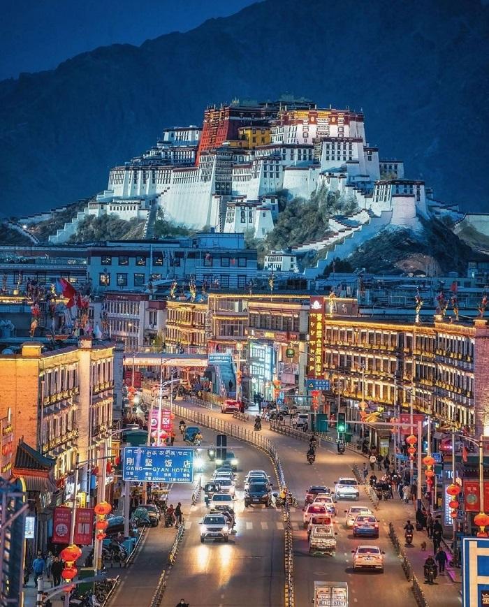Thành phố Lhasa - Hướng dẫn du lịch Lhasa