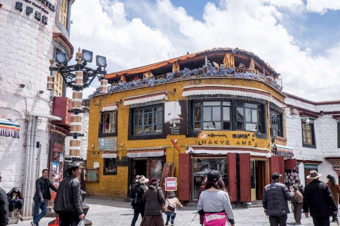 Lhasa có thể đi du lịch quanh năm - Hướng dẫn du lịch Lhasa