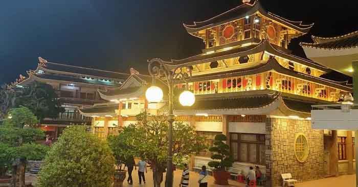 Danh sách chùa ở Châu Đốc - Miếu Bà Chúa Xứ