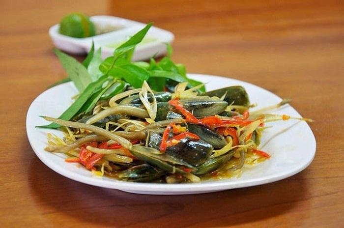 món ăn đặc sản Kiên Giang- cà xỉu