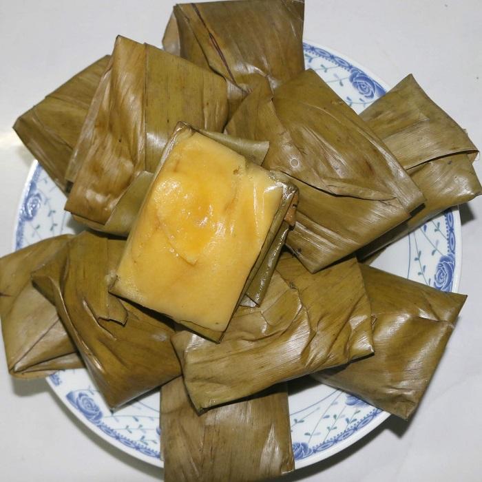 món ăn đặc sản Kiên Giang- bánh thốt nốt