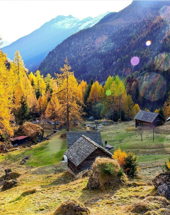 Switzerland is famous for many beautiful tourist destinations - When to visit Switzerland?