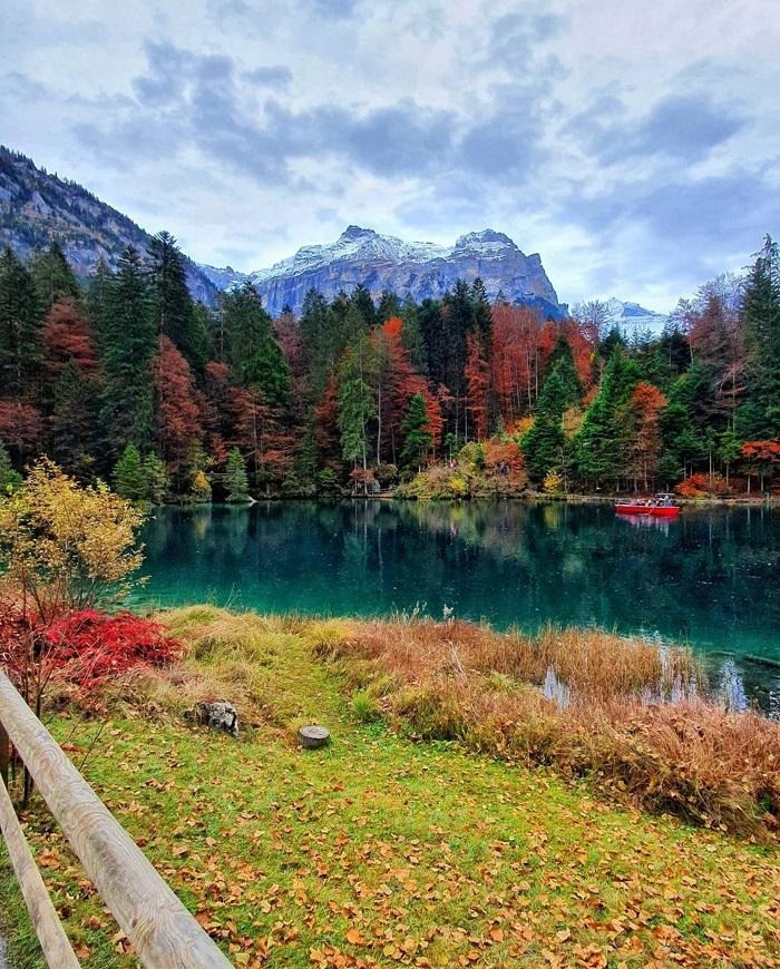 Autumn in Switzerland - When to travel to Switzerland
