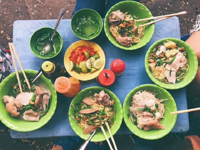 Những nét văn hóa đặc trưng của Sài Gòn- hủ tiếu