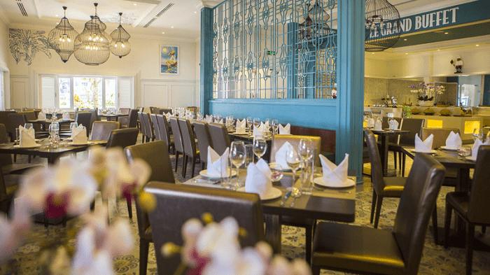 Combo Lan Rừng Phước Hải Resort Spa - nhà hàng