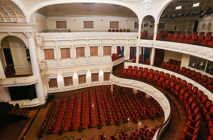 Nhà hát Thành phố Hồ Chí Minh- chiêm ngưỡng kiến trúc