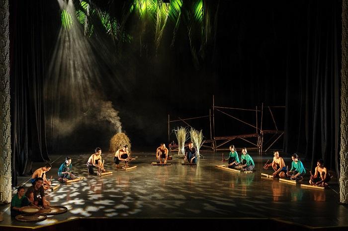Nhà hát Thành phố Hồ Chí Minh- show biểu diễn