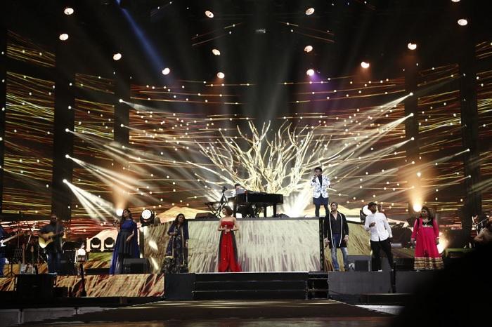 Rangmanch Stage - Bollywood Park Dubai