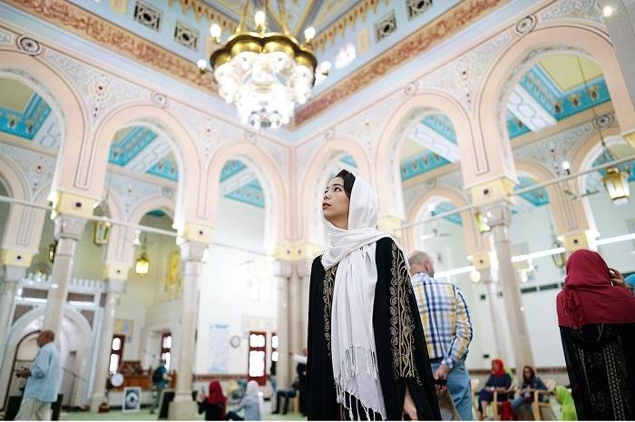 Tham quan bên trong Nhà thờ Hồi giáo Jumeirah
