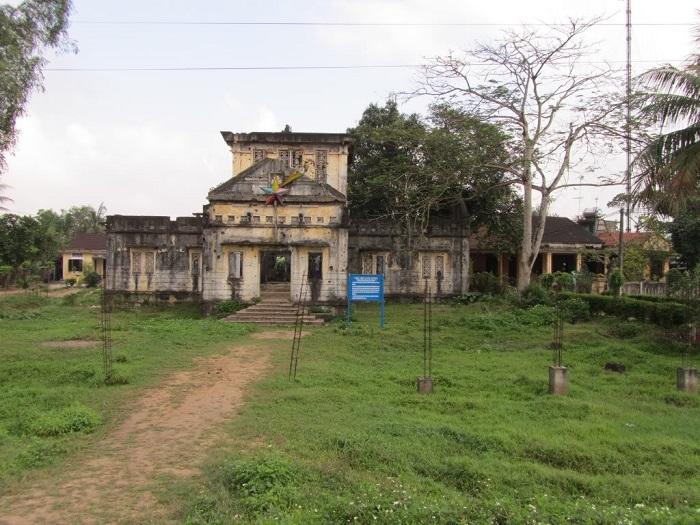 nhà thờ Long Hưng Quảng Trị - ở đâu