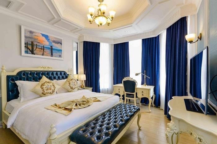 Combo Lan Rừng Phước Hải Resort Spa - kiến trúc độc đáo ở phòng ốc