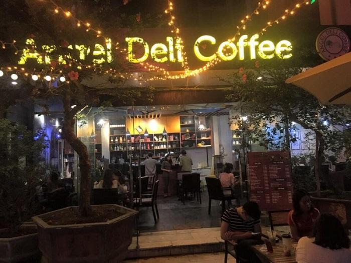 quán cafe đẹp ở Lạng Sơn -  Angel Deli Coffee