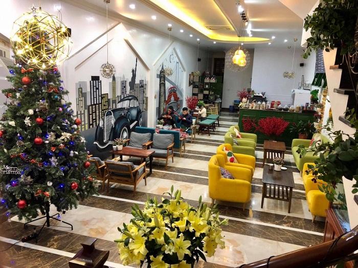 quán cafe đẹp ở Lạng Sơn -Bin's Coffee