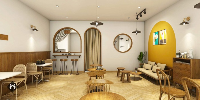 quán cafe đẹp ở Lạng Sơn -  July Coffee & Tea