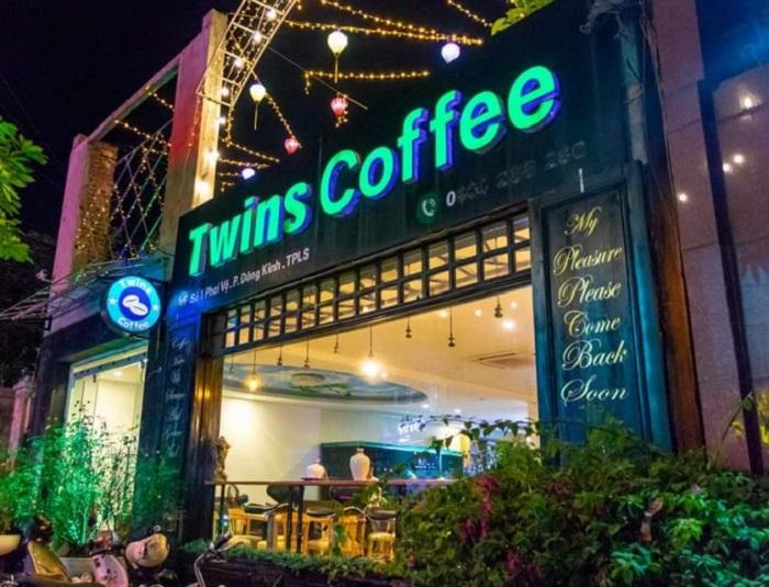 quán cafe đẹp ở Lạng Sơn -Twins Coffee