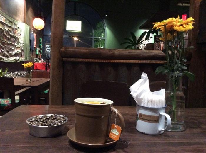 quán cafe đẹp ở Lạng Sơn -Cộng Cafe