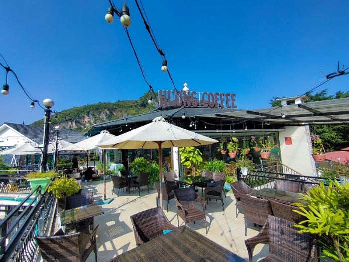 quán cafe đẹp ở Lạng Sơn - Hương Coffee
