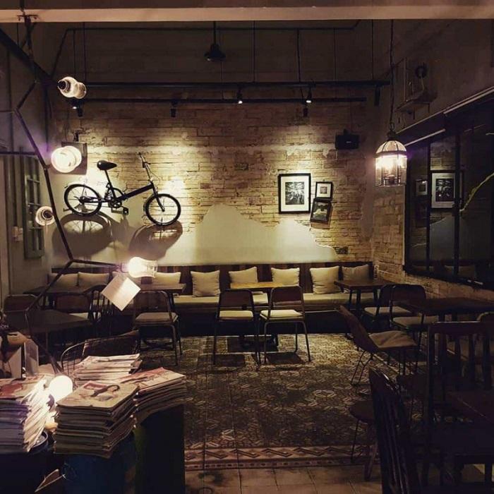 Những quán cafe vintage ở Sài Gòn- Bâng Khuâng Cafe