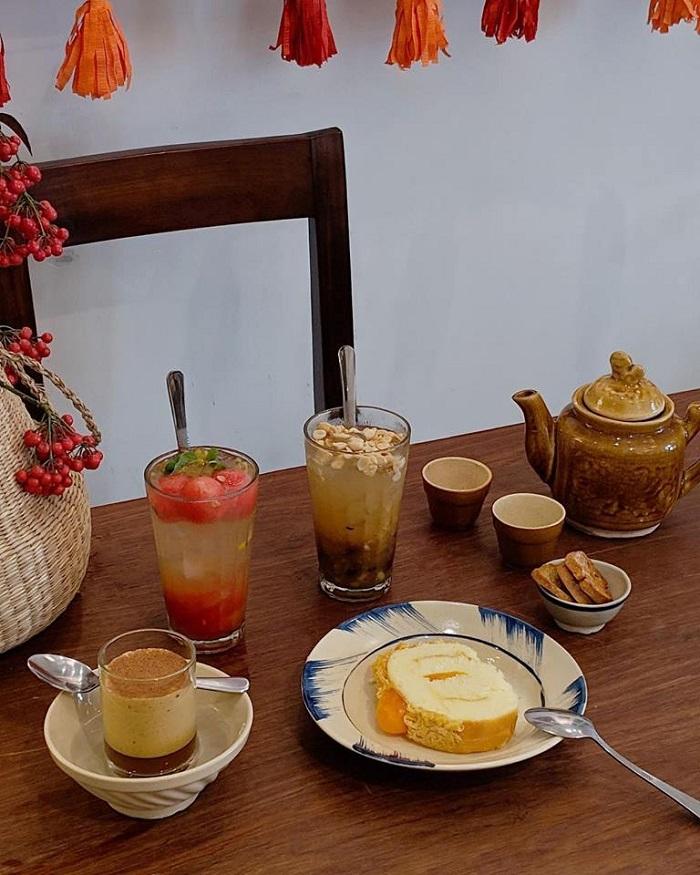 Những quán cafe vintage ở Sài Gòn- Nấp Saigon
