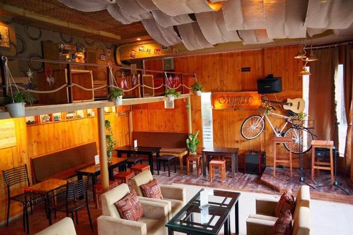 Những quán cafe vintage ở Sài Gòn- Phiêu Cafe