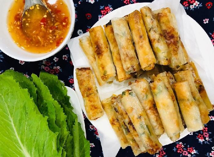 ram bắp - món ăn nên thử ở Bàu Cá Cái Quảng Ngãi