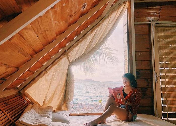 resort ở đảo Nam Du - hạng phòng