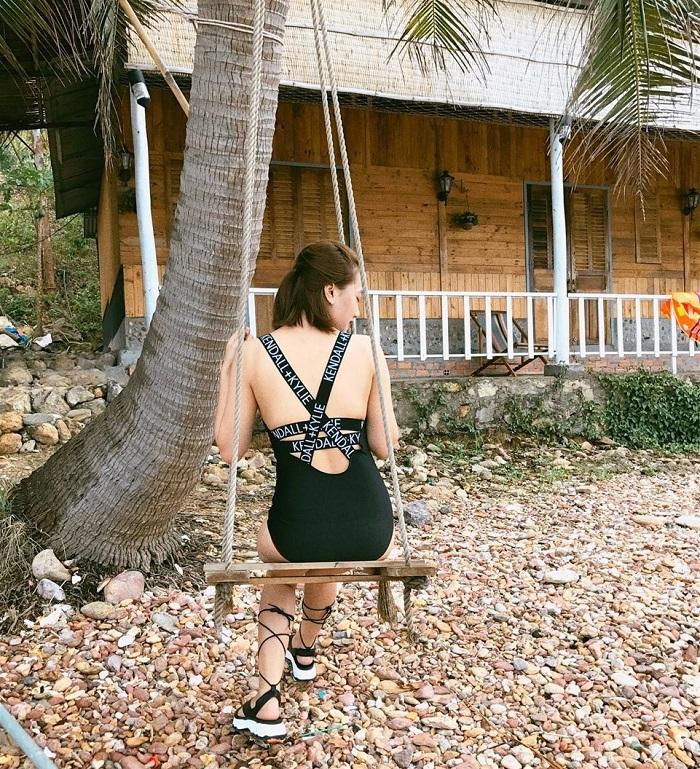Resort ở đảo Nam Du - Bãi Sỏi Beach  không gian