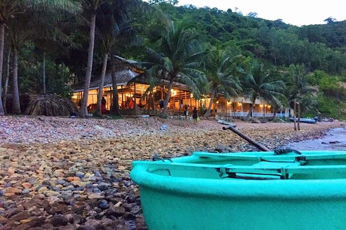 Resort ở đảo Nam Du - Bãi Sỏi Beach
