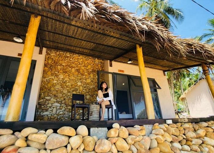 Resort ở đảo Nam Du - Langchia Nam Du Resort