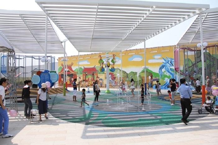 Sky Park Vivocity Sài Gòn - hấp dẫn