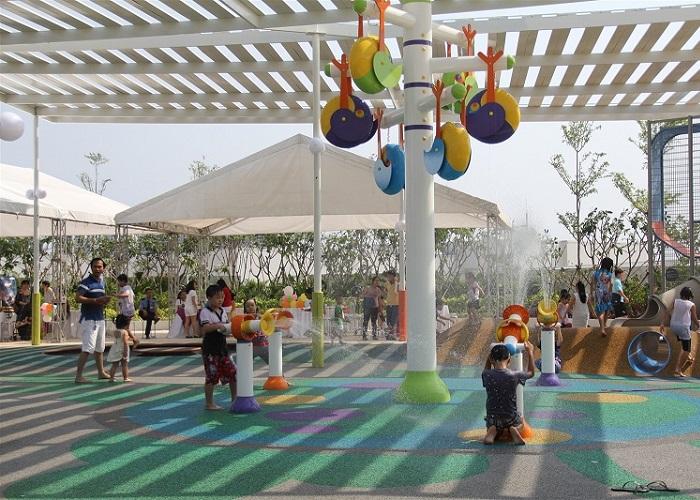 Sky Park Vivocity Sài Gòn - ở đâu