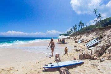 Chơi hết mình tại những khu nghỉ dưỡng thể thao ở Bali