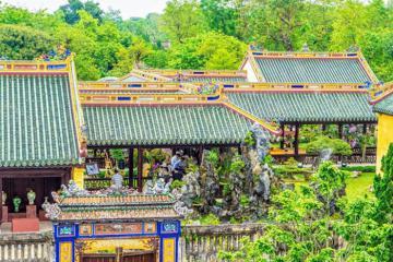 Khám phá vườn Cơ Hạ - kiệt tác vườn cảnh triều Nguyễn ở Huế