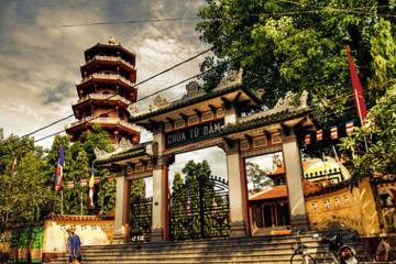 Viếng chùa Từ Đàm Huế - dam lam cổ tự đất Cố đô
