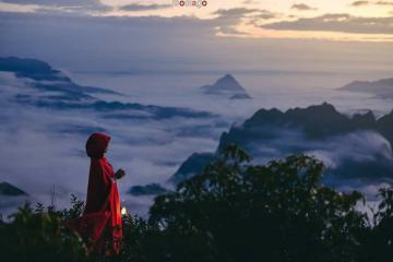 Chinh phục Nam Kang Ho Tao - cung đường trekking khó khăn bậc nhất vùng Tây Bắc